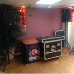 Dansk DJ Service setup
