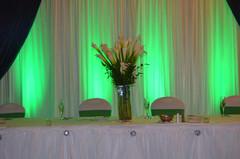bryllup grøn