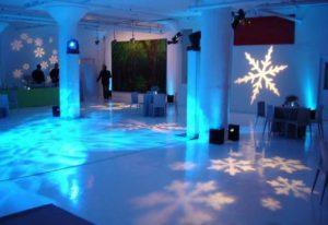 bryllups dekoration winter