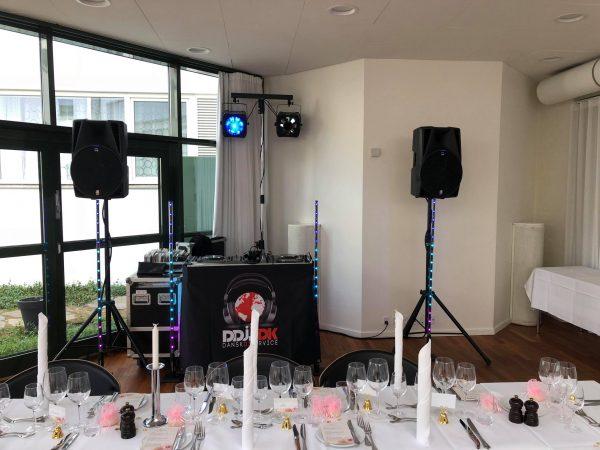 DJ og mobildiskotek til bryllup