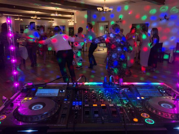 DJ til brylluppet