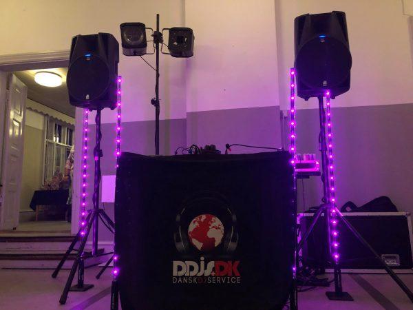 Mobildiskotek og DJ Sjælland